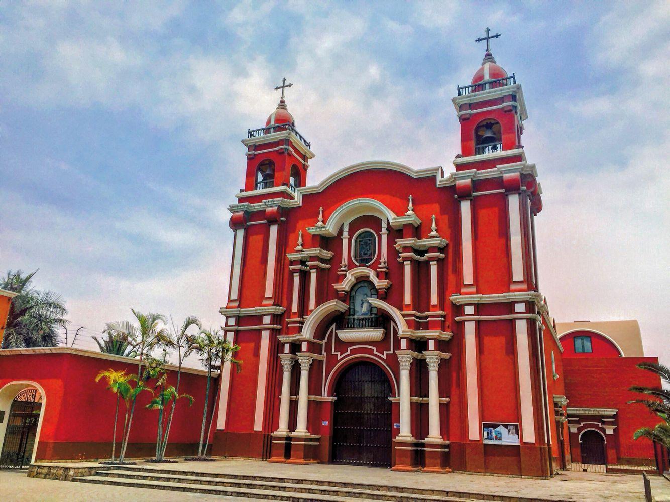 Santuario Santa Rosa