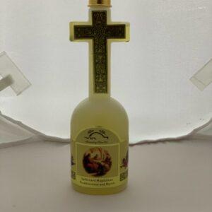 Aceite de unar o anointing en botella de cruz 100 ml
