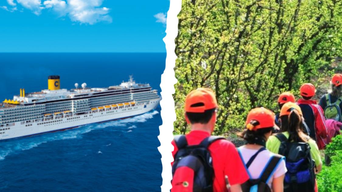 ¿Cruceros o Excursiones, cuál elijo?