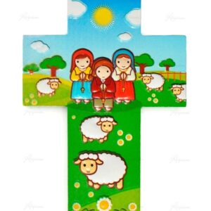 Cruz para niños en Resina