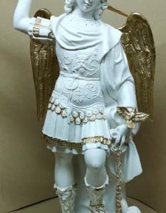Statua S. Michele cm.60